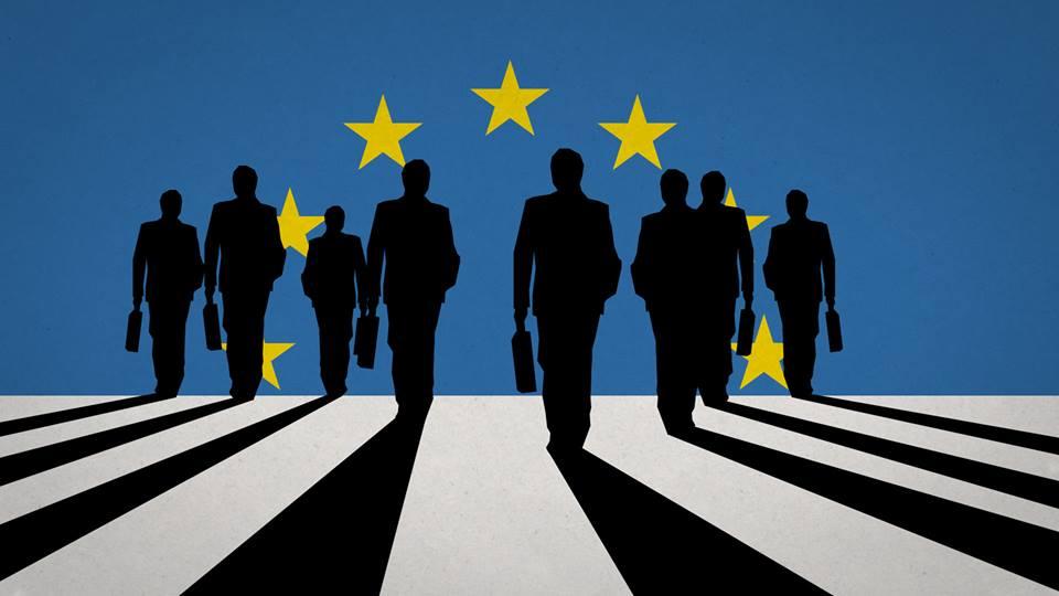 Was passiert mit Europa im Namen der Troika? Foto: GBW