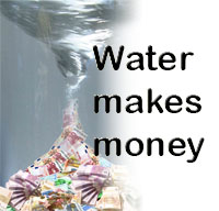 Water makes money beschäftigt sich mit den Folgen der Wasser-Privatisierung. Foto: GBW