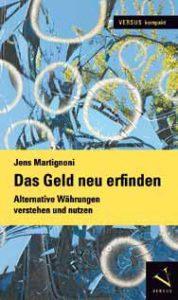 """Buchcover """"Das Geld neu erfinden"""". Foto: Versus Verlag"""