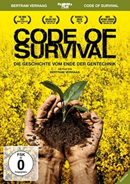 DVD-Cover Code of Survival.