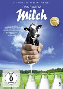 "DVD-Cover ""Das System Milch""."
