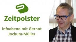 Infoabend mit Gernot Jochum-Müller über die Zeitpolster Zeitvorsorge am 22.1.2018 in Wörgl. Foto: Veronika Spielbichler
