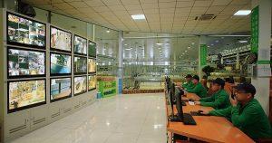 Milchproduktion in China – 2000 Tonnen Frischmilch täglich werden in diesem Betrieb verarbeitet. Foto: Pichler
