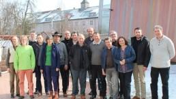 15 Jahre Chiemgauer - Vernetzungstreffen Regiogeld-Verband und Jubiläumsfeier am 3.3.2018. Foto: Unterguggenberger Institut
