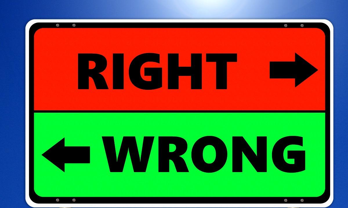 richtig oder falsch ethik im digitalen zeitalter