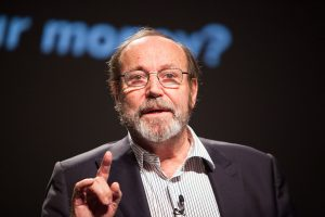 PopTech from Camden, Maine and Brooklyn, NY, USA - Bernard Lietaer - PopTech 2011 - Camden Maine USA, CC BY-SA 2.0, https://commons.wikimedia.org/w/index.php?curid=17386984