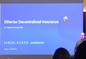 Unblocked Conference Vienna 1. April 2019. Foto: Stefan Ossanna
