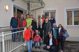 Vernetzungstreffen österreichischer Tauschsysteme 2019. Foto: Veronika Spielbichler