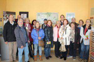 Mitglieder des Talentetauschkreises Salzburg im Unterguggenberger Institut. Foto: Spielbichler