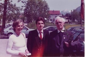 Inwo-Kongress 1983 in Wörgl. Foto: Unterguggenberger Institut Archiv/Lia Rigler