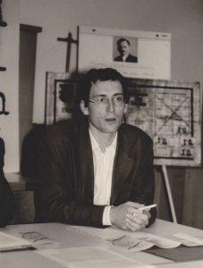 Tagung Vergeld´s Gott 1996 - Veranstalter. Foto: Veronika Spielbichler