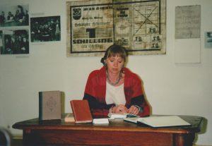 UntergUnterguggenberger Ausstellung im Wörgler Heimatmuseum - Eröffnung 9.11.1996. Foto: Spielbichleruggenberger Ausstellung im Wörgler Heimatmuseum - Eröffnung 9.11.1996. Foto: Spielbichler