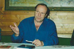 Bernard Lietaer 2001.Foto: Veronika Spielbichler