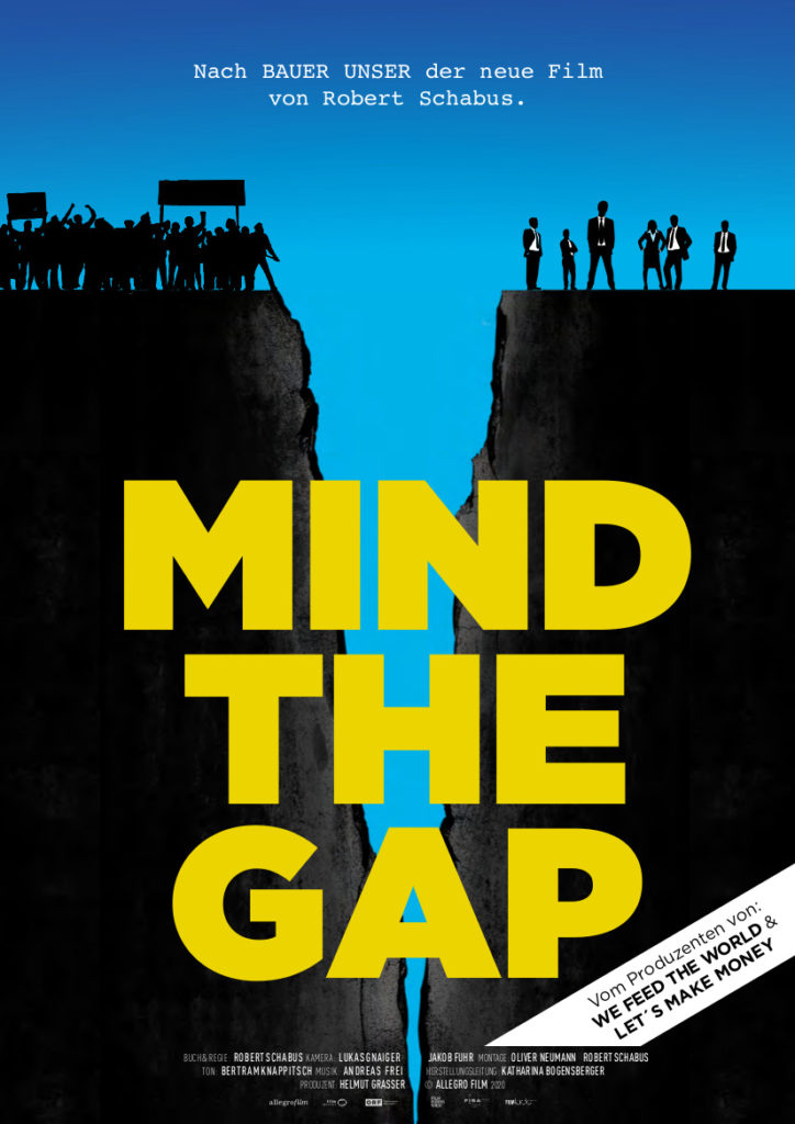 "Filmabend: ""Mind the Gap"" @ Tagungshaus Wörgl,"