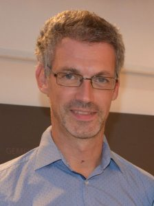 Christian Gelleri vom Chiemgauer stellt das Klimabonus-Projekt vor. Foto: Veronika Spielbichler